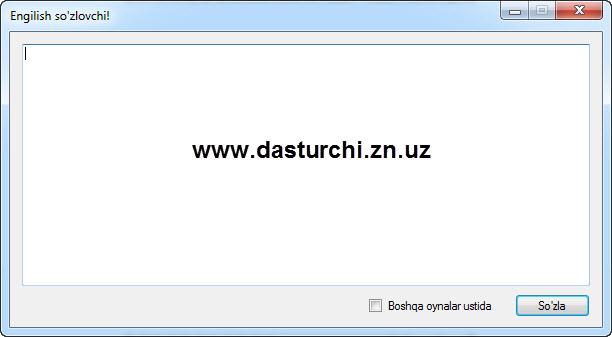 dasturchi.zn.uz